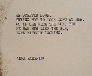 love, anna karenina, and quotes image