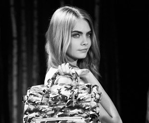 bag, mulberry, and cara delevingne image