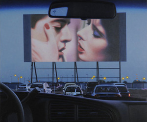 kiss, movie, and car image