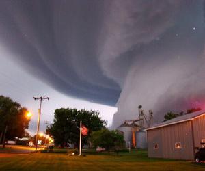 hurricane, storm, and tornado image
