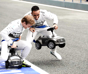 f1, lewis hamilton, and mercedes image