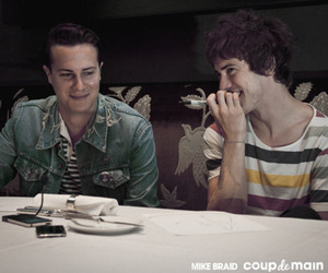 andrew vanwyngarden, MGMT, and cute smile image