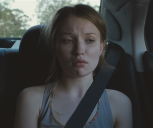 crying, movie, and emily browning image
