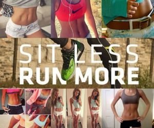 fit, run, and workout image