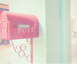 post, pastel, and pink image
