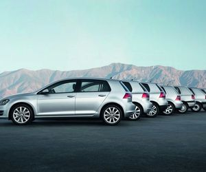 cars, golf, and vw image