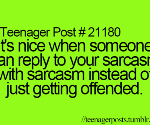lol and sarcasm image