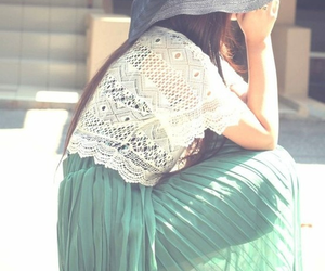 hat, style, and summer image