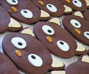 Cookies, chococat, and chocolate image