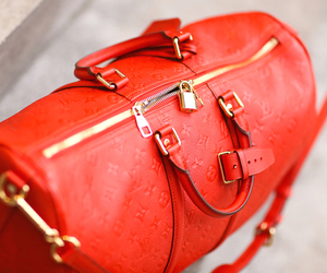 bag, Louis Vuitton, and chic image