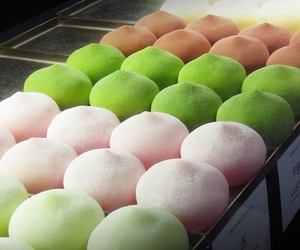 mochi, delicious, and japanese food image