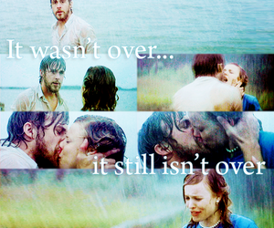 love, the notebook, and allie image