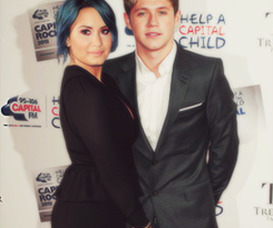 demi lovato, love forever, and niall horan image