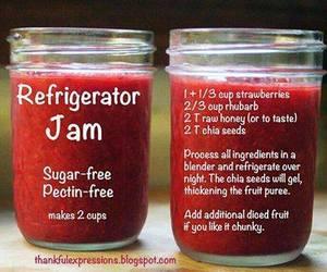 jam and diy. food image