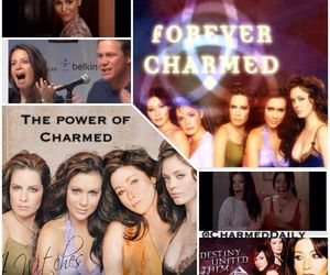charmed, paige, and phoebe image