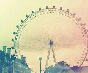 london, dubtrackfm, and london eye image