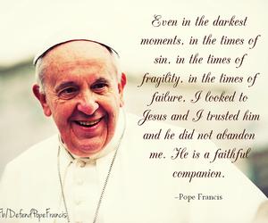 Catholic and pope francis image