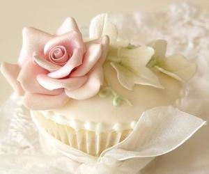 cupcake, sweet, and beautiful image