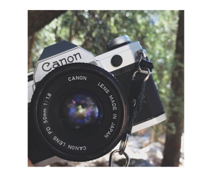 canon, photo, and vintage image