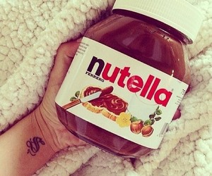 nutella and niamy image