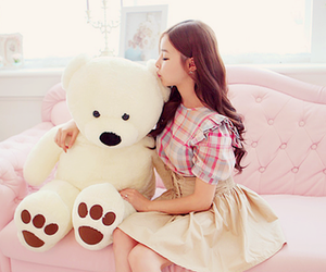 fashion, cute, and bear image