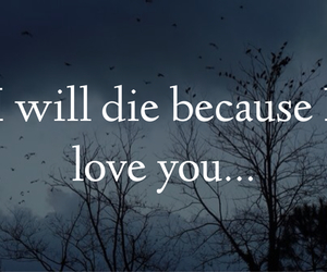 broken, I Love You, and suicide image