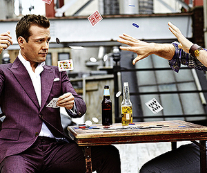 suits and gabriel macht image