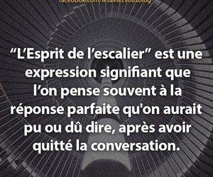 expression, francais, and reponse image