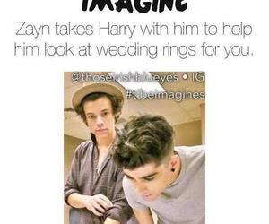Harry Styles, imagine, and zayn malik image