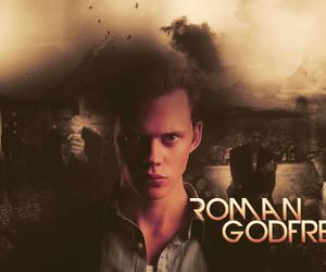 not mine, hemlock grove, and roman godfrey image