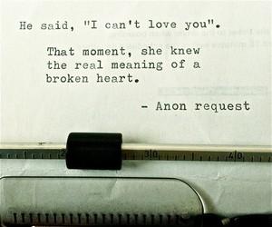 broken, couple, and girl image