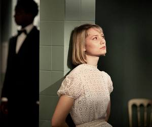 girl, Mia Wasikowska, and pretty image