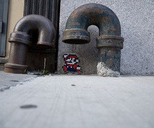 photography and super mario bros image