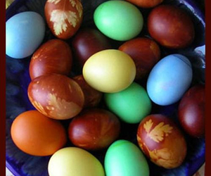 color, egg, and holiday image