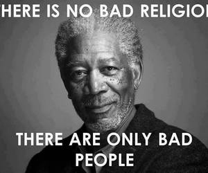 religion, people, and bad image