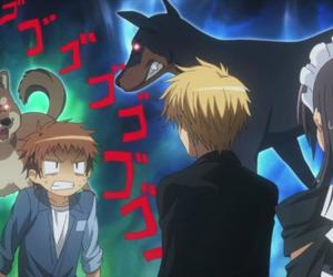 anime, misaki, and hinata image