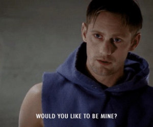 Eric Northman, Hot, and true blood image