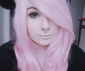 pastel goth and cute image