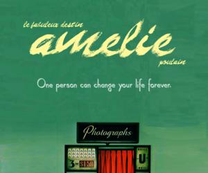 amelie and amelie poulain image