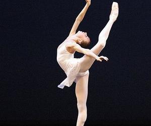 arabesque, legs, and ballerina image