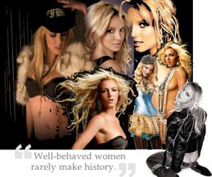 bad, blonde, and britney image