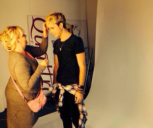 riker lynch, r5, and stormie lynch image