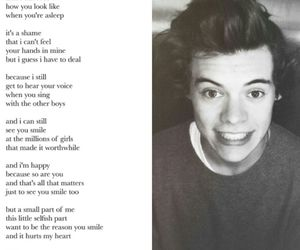 life, Harry Styles, and love image