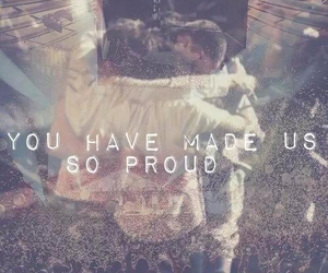 one direction, proud, and Harry Styles image