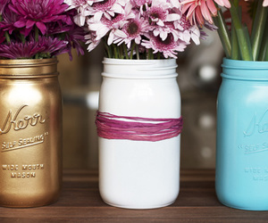 diy and mason jars image