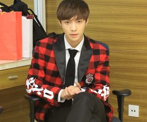 exo, lay, and smtown image