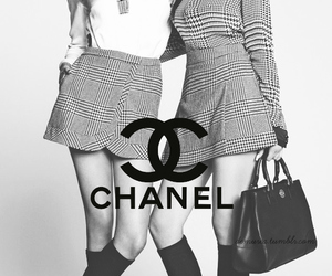 chanel, kylie jenner, and jenner image