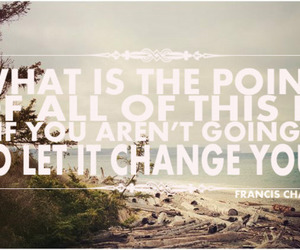 change, quote, and point image