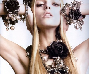 fashion, model, and accessories image