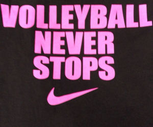 my life, volleyball, and love image